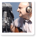 Tomás Pinel - Fuman en las puertas. Grabado en un MacBook usando una tarjeta ECHO Audiofire 8