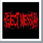 A Reject Messiah - Tanatofobia